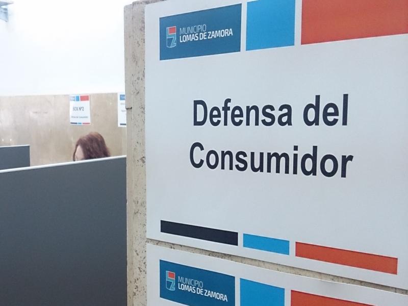 La oficina de defensa al consumidor con las puertas for Oficina de defensa del consumidor
