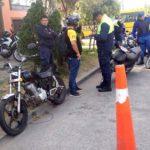 control a motociclistas
