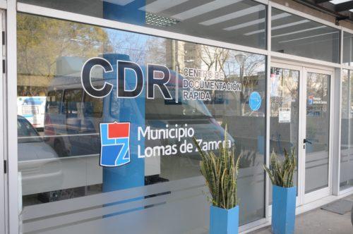 AHORA EL CERTIFICADO POR DISCAPACIDAD SE TRAMITA EN EL CDR
