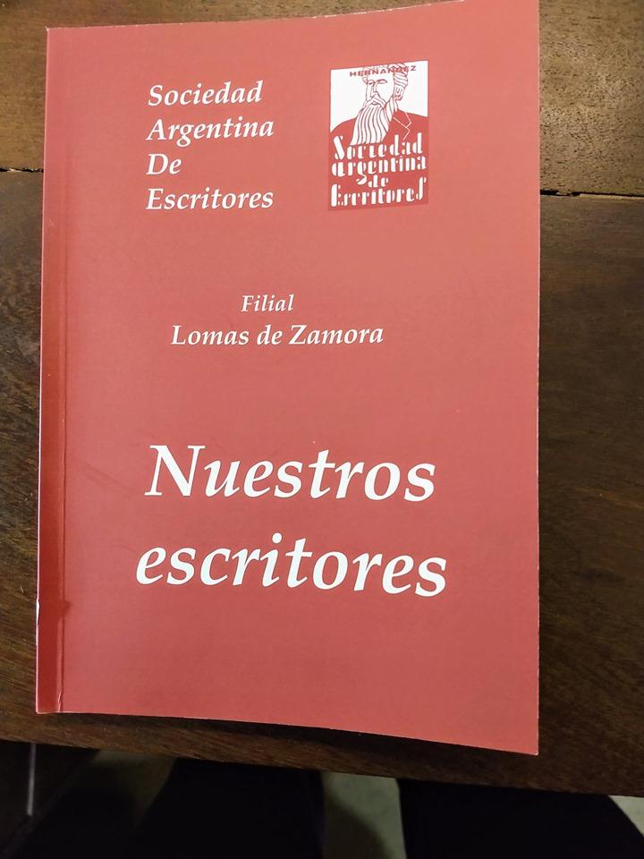 LA SOCIEDAD ARGENTINA DE ESCRITORES SE PRESENTA EN LOMAS