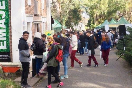 LOMAS RECIBIÓ LA EXPO UNIVERSIDADES PARA LOS FUTUROS ALUMNOS