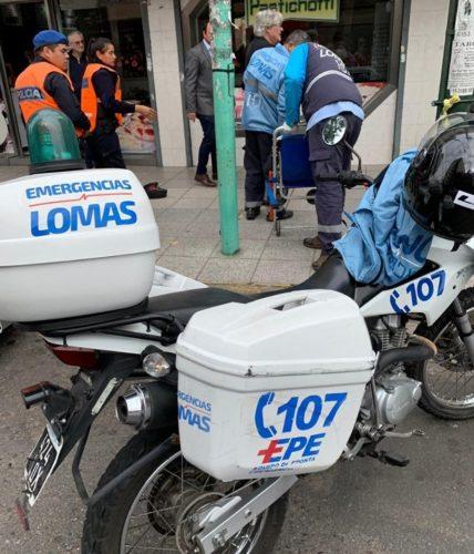EMERGENCIAS LOMAS REVIERTE GRAN CANTIDAD DE PAROS CARDIORRESPIRATORIOS