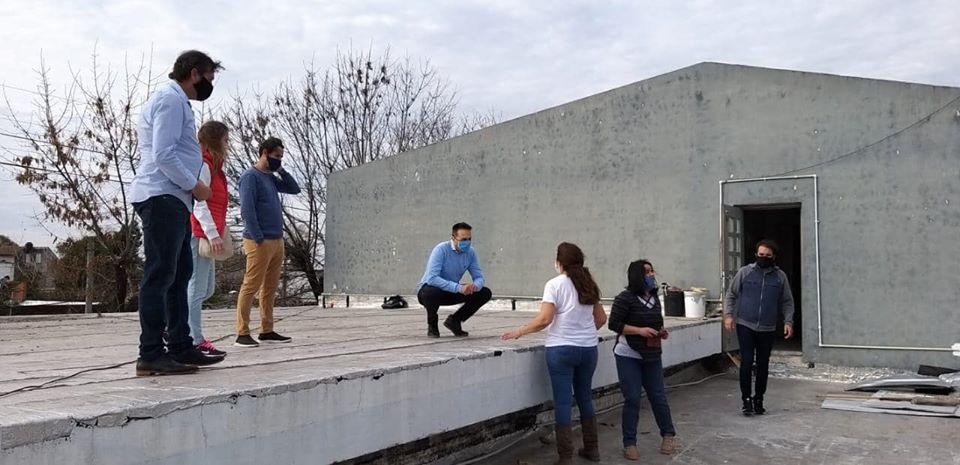 ARREGLOS Y REPARACIONES DE ESCUELAS