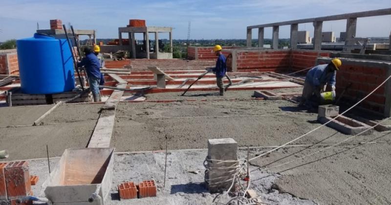 AVANZA LA CONSTRUCCIÓN DEL NUEVO EDIFICIO DE TRIBUNALES