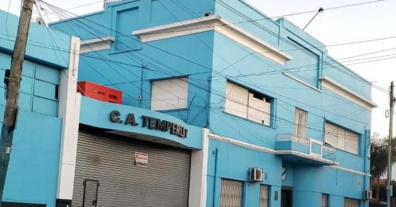 EL DOMINGO SE VOTA EN EL CLUB TEMPERLEY