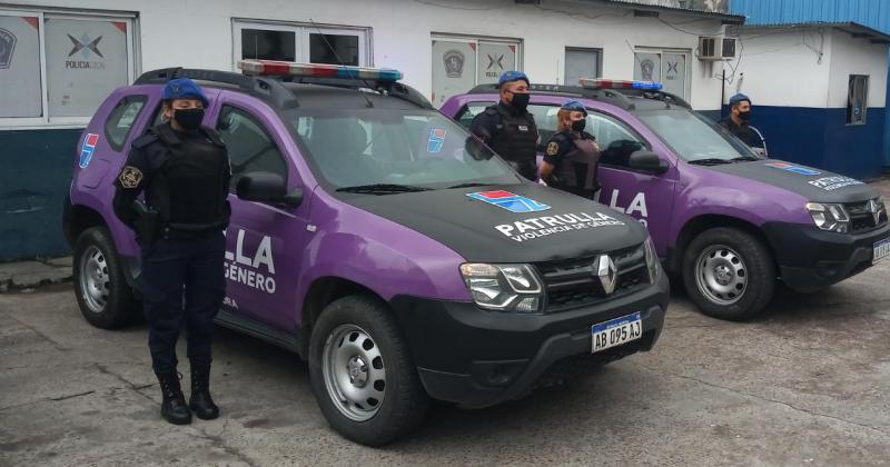NUEVO SERVICIO DE LA POLICÍA LOCAL CONTRA LA VIOLENCIA DE GÉNERO