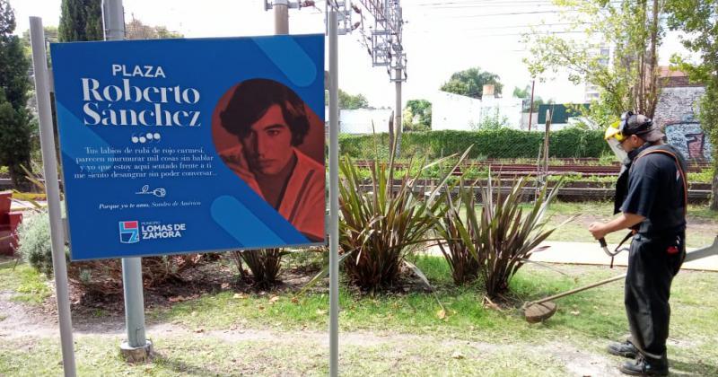 EN BANFIELD, LA PLAZA ROBERTO SÁNCHEZ LUCE RENOVADA
