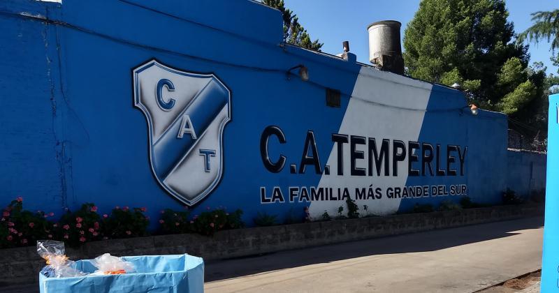 EL CLUB TEMPERLEY AVANZA LA CAMPAÑA «FRÍO CERO»